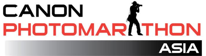 Canon PhotoMarathon Asia Logo